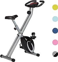 Ultrasport Unisex F-Bike Advanced Heimtrainer, LCD-Display,