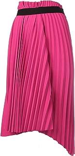 Balenciaga Luxury Fashion Womens 529757TGO145702 Purple Skirt | Fall Winter 19