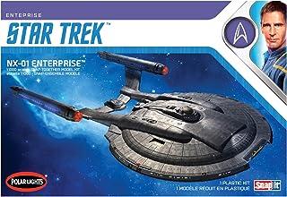AMT POL966M/12 1/1000 Star Trek NX-01 Enterprise Kit de modélisme