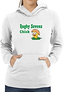 Eddany Rugby Sevens Chick Women Hoodie