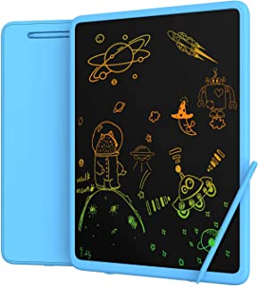 LCD Writing Tablet, Colorful Screen Digital eWriter Electronic Graphics Tablet Portable Writing Board Handwriting Doodle D...