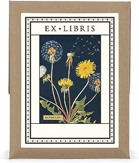 Cavallini & Co.. Dandelion Ex Libris Bookplate Set