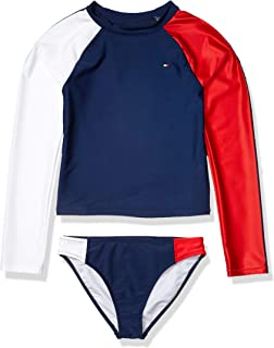 Girls' Two-Piece Swimsuit