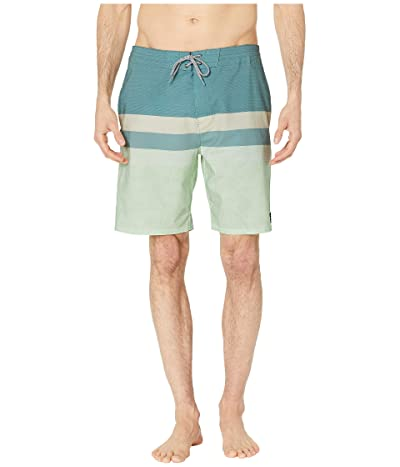 Rip Curl Rapture Layday Swim Shorts (Lime) Men