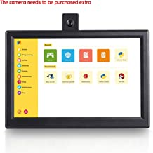Raspberry Pi Display 10.1'' IPS Monitor- SunFounder 10.1'' Rascreen IPS LCD Display High Resolution 1280×800, All-in-One Raspberry Pi Scheme Design for Raspberry Pi