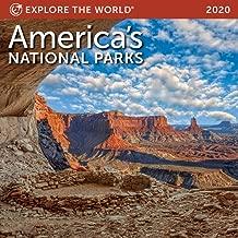 Best 2018 america's national parks desk calendar Reviews