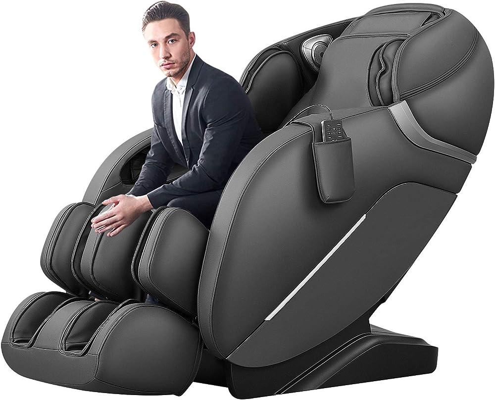 Irest 2021, nuova poltrona massaggiante, reclinabile, zero gravity, mani robotiche 3d con traccia sl iRest A303
