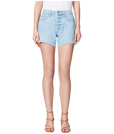 Paige Noella Cutoffs Shorts in Francis Distressed (Francis Distressed) Women