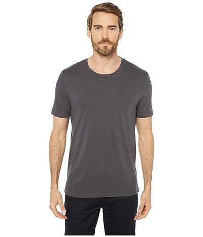 Alternative Heavy Wash Jersey Outsider Tee (Dark Grey) Men
