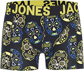 JACK & JONES JACCOLORFULL SKULL TRUNK STS Boxer Erkek