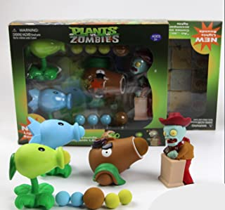 popcap plants vs zombies toys