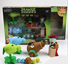 Plants Vs Zombies Gift Box: Peashooter, Snowpea, Coconut Cannon