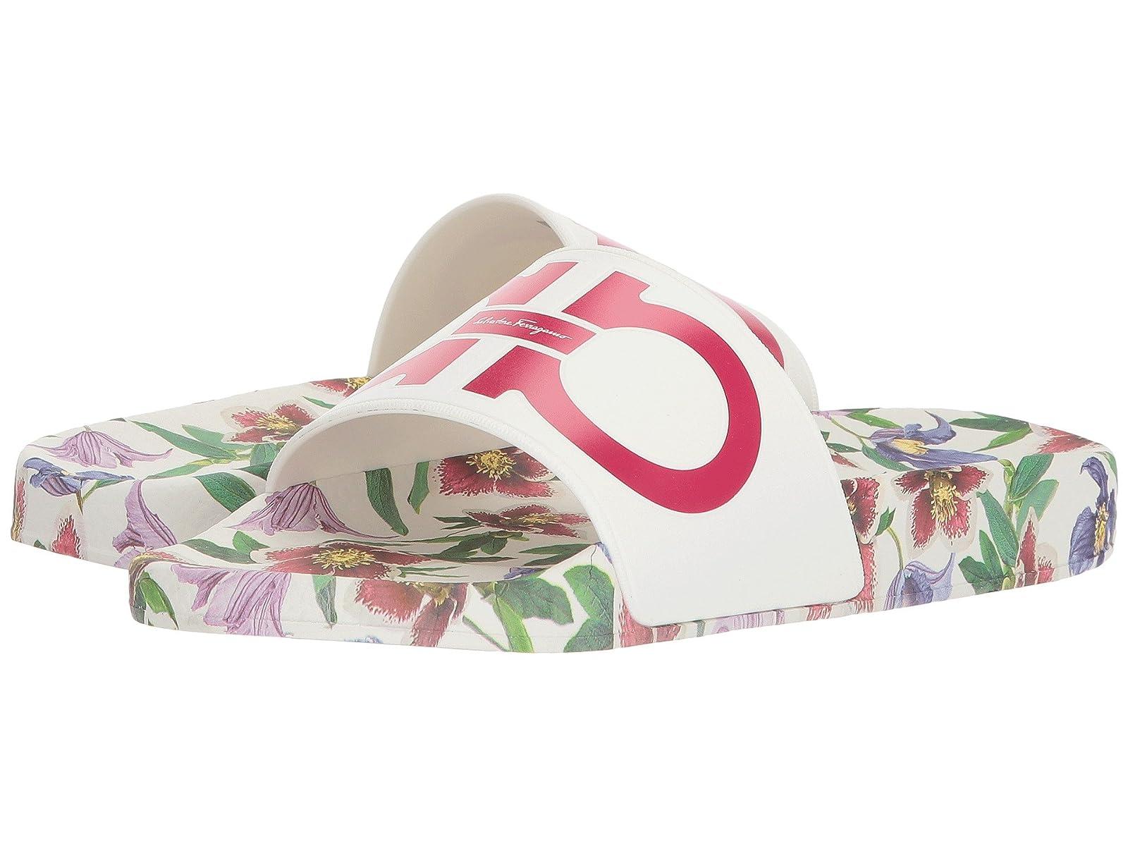 Salvatore Ferragamo PVC Pool SlideCheap and distinctive eye-catching shoes