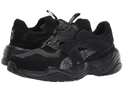 PUMA Thunder Disc Les Benjamins Sneaker (PUMA Black) Men