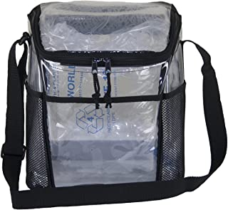Clear Lunch Bag by Amaro Clear Designer Lunch Bag 6 Pack Lunch Bag Lunch Bag For Work