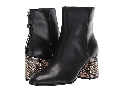 Dolce Vita Vidal (Black Leather) Women
