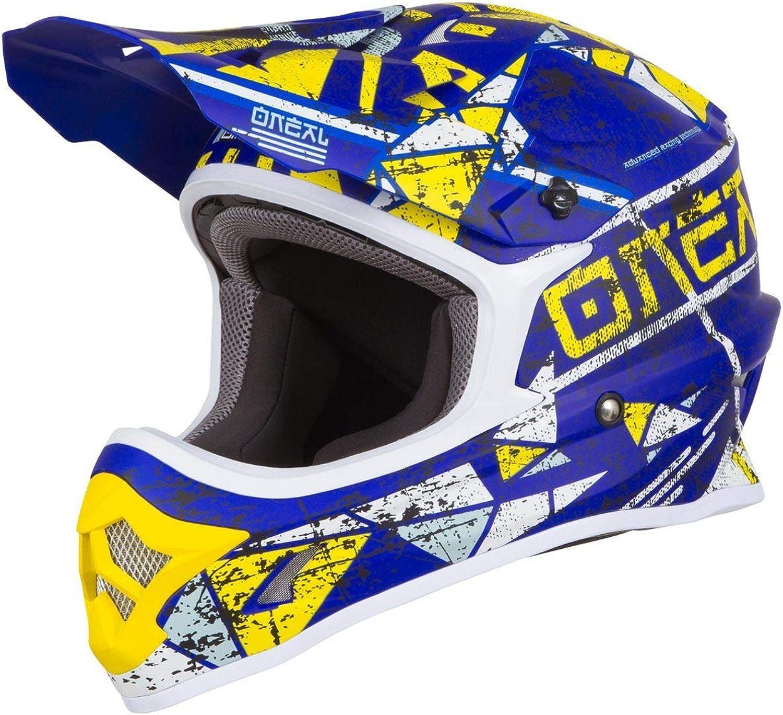 O Neal 3series Zen MX Helmet Small blueee