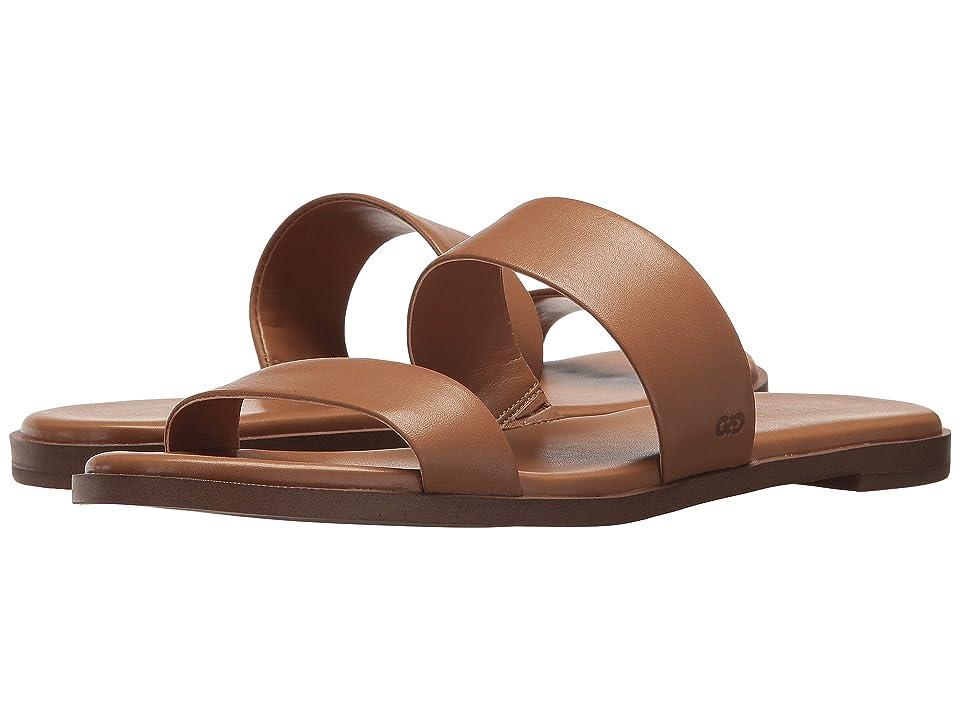Cole Haan Findra Sandal II (Pecan Leather) Women
