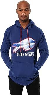 buffalo bills hoodie nike club historic logo fleece