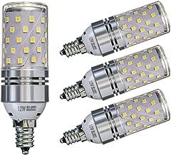 12w led bulb equivalent