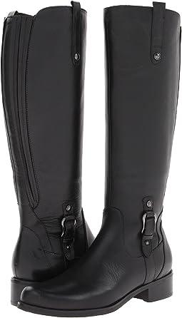 Black Bostan Leather