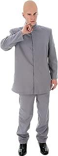 Adult Deluxe Grey Suit Costume