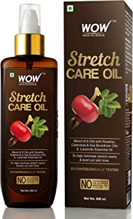 Oil For Stretch Mark