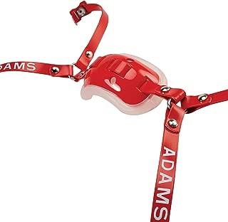 ADAMS USA 25-4D 4-Point High Hook Up Football Gel Chinstrap