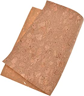 Lychee A4 Soft Cork Fabric Colorful for DIY Sewing Handcrafts Accessories Decor