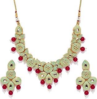 Sukkhi Wedding Jewellery Chain for Women (Red) (N77782)