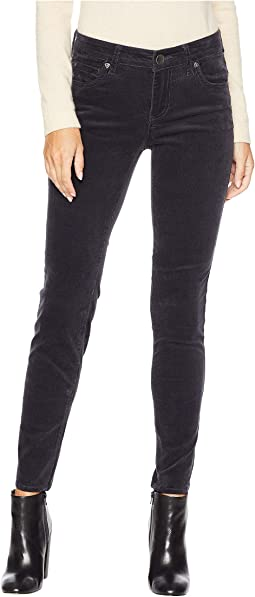 Diana Skinny Jeans in Grey