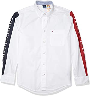 Men's Adaptive Magnetic Long Sleeve Button Down Shirt...