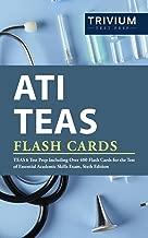 ATI TEAS Flash Cards: TEAS 6 Test Prep Including Over 400 Flash Cards for the Test of Essential Academic Skills Exam, Sixth Edition