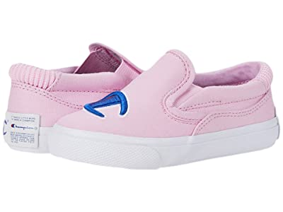 Champion Kids Fringe Slip-On (Toddler) (Ice Cake) Girl