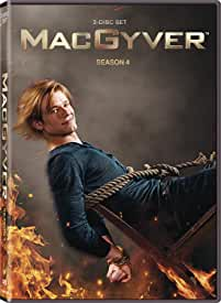 MacGyver: Season 4 arrives on DVD June 8 from Lionsgate