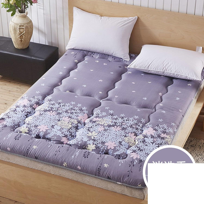 Mattress Mattress Twin Pads Student Dormitory mattresses Single Padded Mattress Tatami Mattress-E 100x195cm(39x77inch)