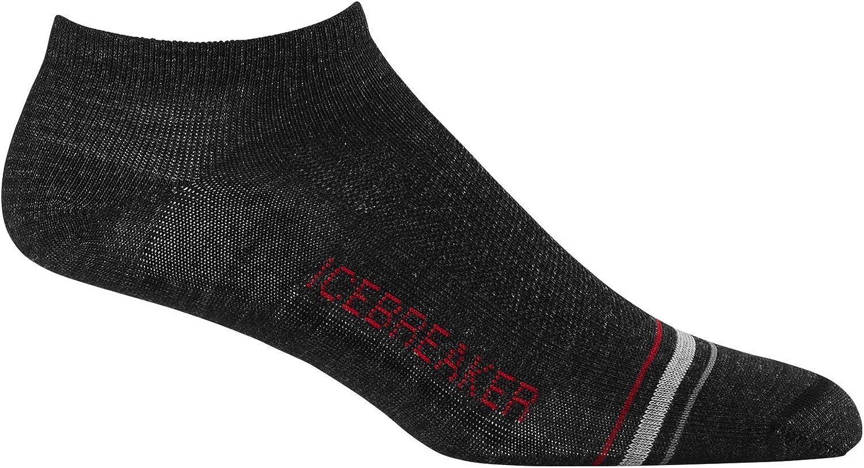 Icebreaker Merino Men's Lifestyle Low Cut Socks, Merino Wool