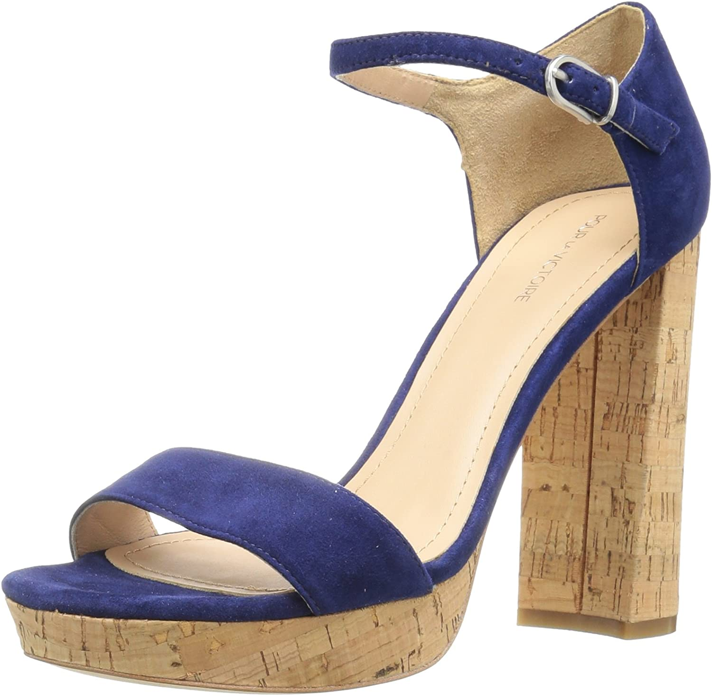 Pour La Victoire Womens Yvette Dress Sandal