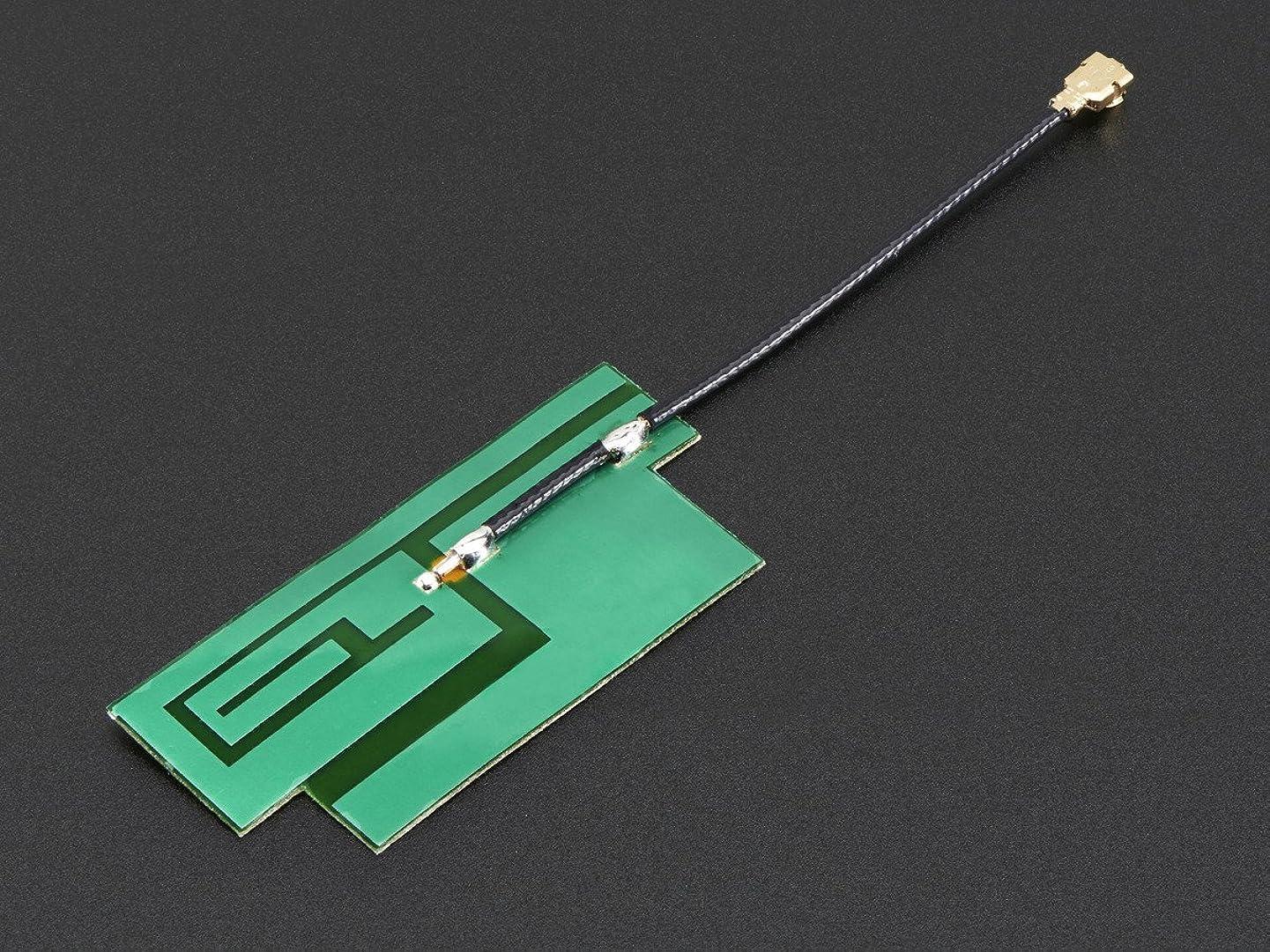 Adafruit Slim Sticker-type GSM/Cellular Quad-Band Antenna - 3dBi uFL [ADA1991]