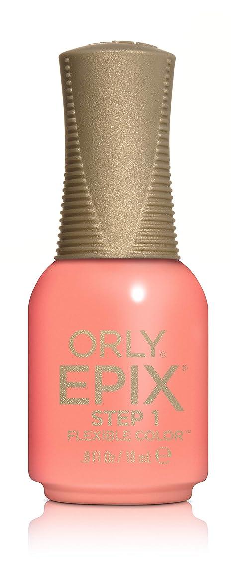 ボート戦略飲食店Orly Epix Flexible Color Lacquer - Call My Agent - 0.6oz/18ml
