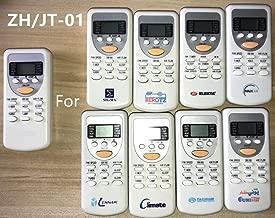 Calvas REMOTE CONTROL ZH/JT-01 ZH JT01 FOR Vaillant FUJIAIRE CHIGO SIGMA BEROTZ ELEKTA MAXI AIR LENNAIR LIMATE TACHIAIR Air Conditioner