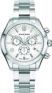 Philip Stein Dress Watch (Model: 92C-CRWHT-SS)