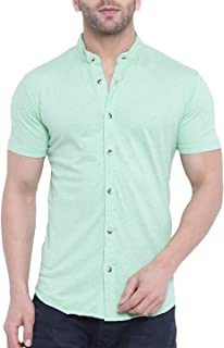 Greens Men's Shirts: Buy Greens Men's Shirts online at best prices