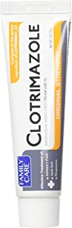 3 Pk. Family Care 831527005052-1 Clotrimazole Anti-Fungal Cream , 1% USP