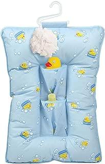 Leachco Comfy Caddy - Baby Bather, Shower Caddy - Blue Ducks