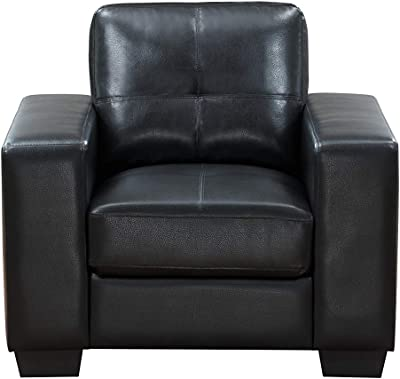 Amazon.com: Natuzzi Editions Matera Collection Brown Leather ...