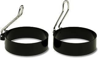 Amco Non-Stick Egg Ring, Set of 2