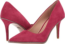 Bright Cherry Suede