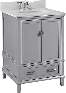 Best 24 gray bathroom vanity Reviews