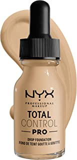 NYX Professional Makeup Total Control True Skin Foundation NUDE